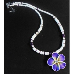 Shell Necklace & Earring Set