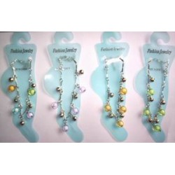 Turquoise Stone Necklace /Earrings